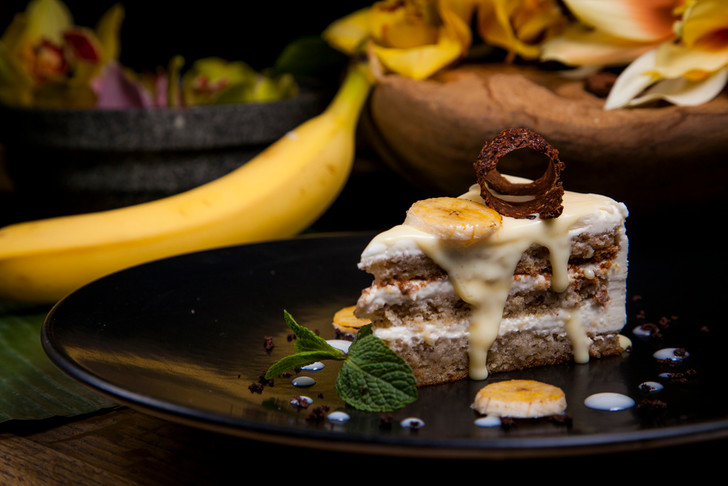 Фото №1 - Рецепт дня: банановый торт, который станет отличным завершением рабочей недели