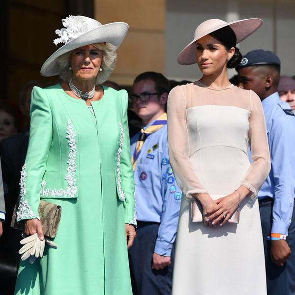 Фото №2 - Как Меган Маркл привыкает к статусу герцогини