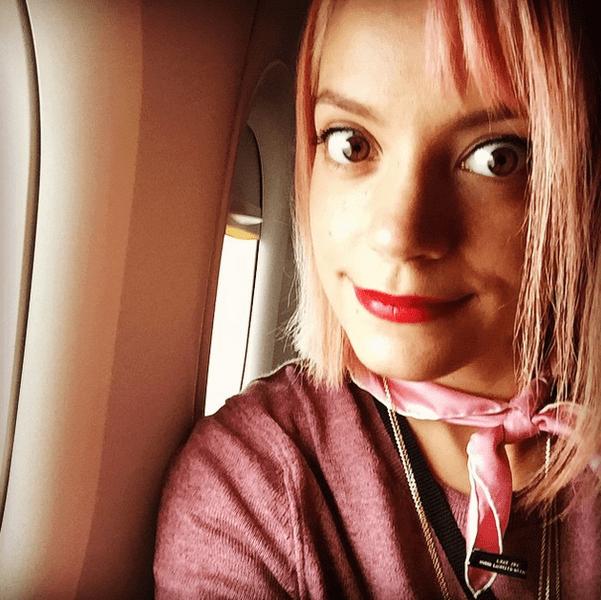 Фото №13 - Звездный Instagram: Знаменитости и самолеты