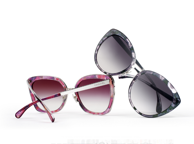 Фото №2 - Солнцезащитные очки от Chanel: безупречная элегантность этим летом