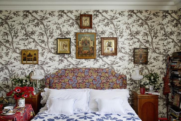 Фото №9 - Дом текстильного дизайнера Натали Фарман-Фармы в Лондоне