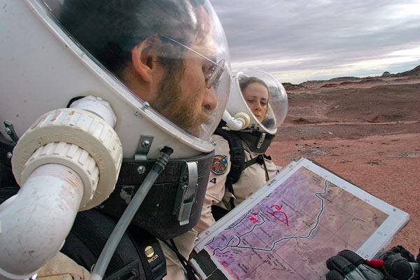 Фото №1 - Марс на Земле