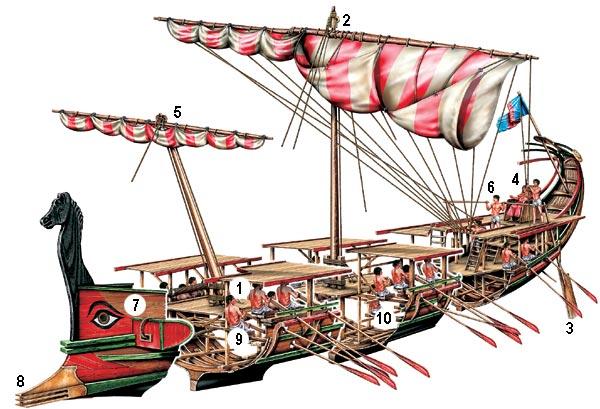 Фото №3 - Финикийцы: наследство морских царей