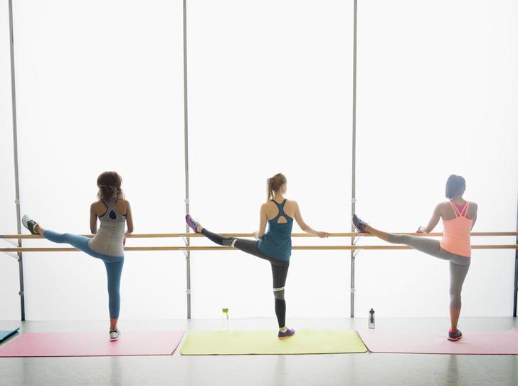 Фото №2 - Беременная Пиппа Миддлтон переключилась на балет