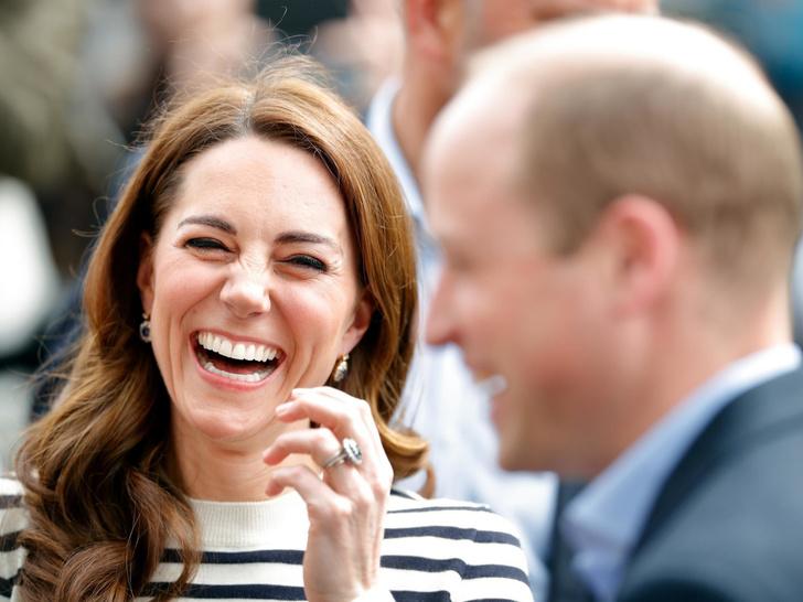 Фото №3 - Семейный юмор: чем герцогиня Кейт любит дразнить принца Уильяма