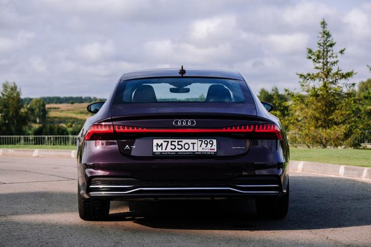 Фото №5 - Audi Golf Cup 2019: турнир и презентация новой Audi