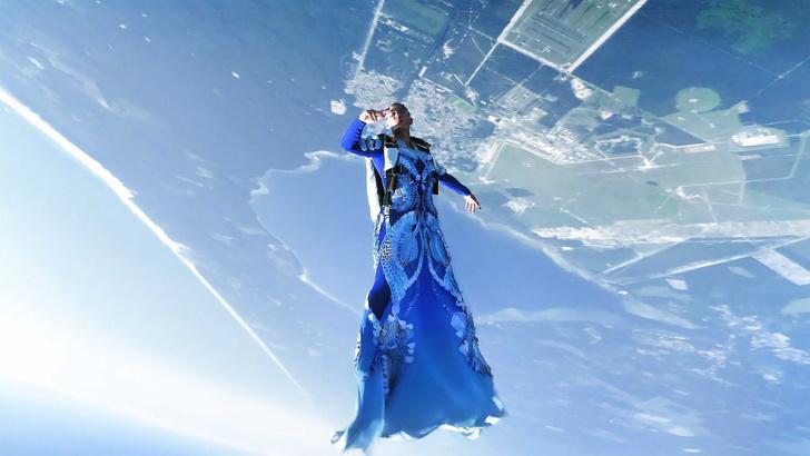 Фото №1 - Мода высокого полета