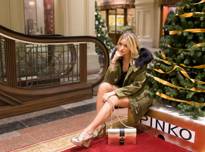 Фото №2 - Новый digital-проект итальянского бренда Pinko