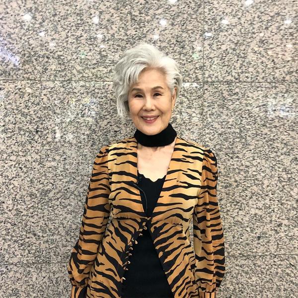 Фото №2 - Из сиделки в модель: история 75-летней Чой Сун Хва из Кореи
