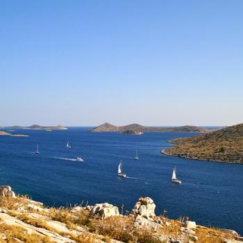 Изрезанные острова архипелага Корнати считаются самыми живописными в Средиземноморском регионе.