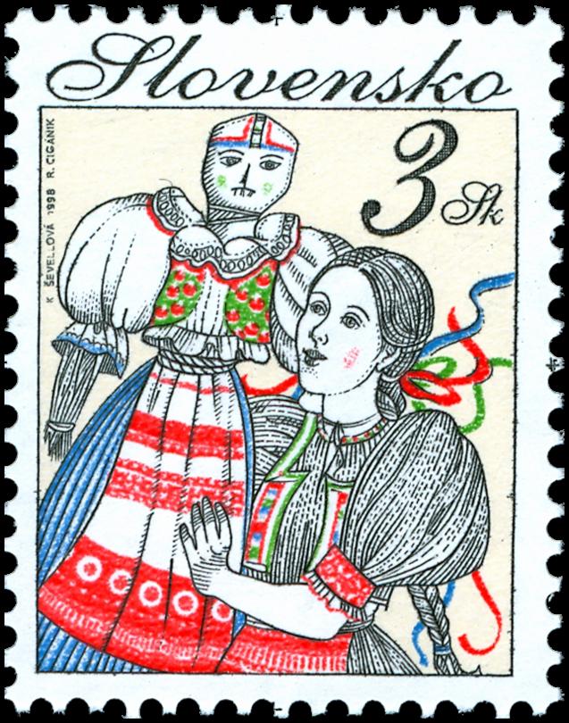 Фото №5 - Хеллоуин по-славянски: день Марены