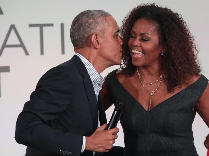 Фото №2 - Исповедь Мишель Обама: трудности в браке с Бараком и другие откровения Первой леди