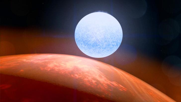 Фото №1 - Ученые нашли планету, где лето длится всего 9 часов, зато приходит два раза за 36 часов
