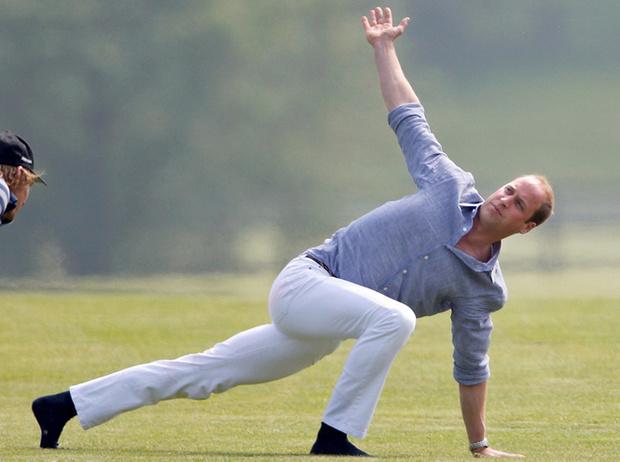 Фото №8 - Королевская форма: топ-10 самых спортивных принцев