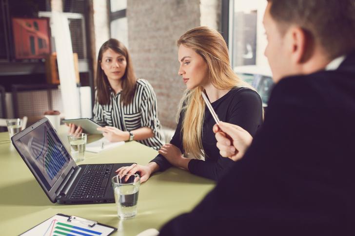 Фото №2 - Зависть, борьба за должность: типы конфликтов на работе