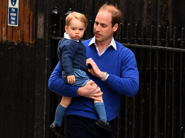 Фото №3 - Когда принц Джордж узнал, что ему предстоит стать королем