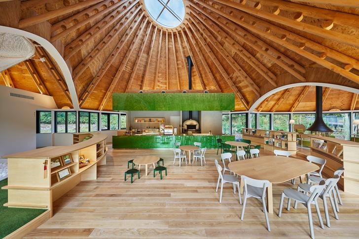 Фото №3 - Семейный клуб PokoPoko в японском лесу