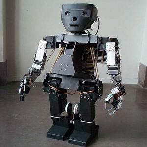 Фото №1 - Создан самый сильный робот-гуманоид
