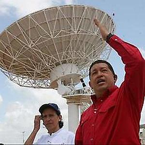 Фото №1 - Боливар на орбите