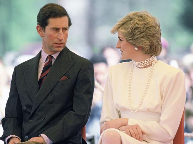 Фото №1 - Что сказала Диана принцу Чарльзу после развода