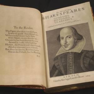 Фото №1 - Шекспир на продажу