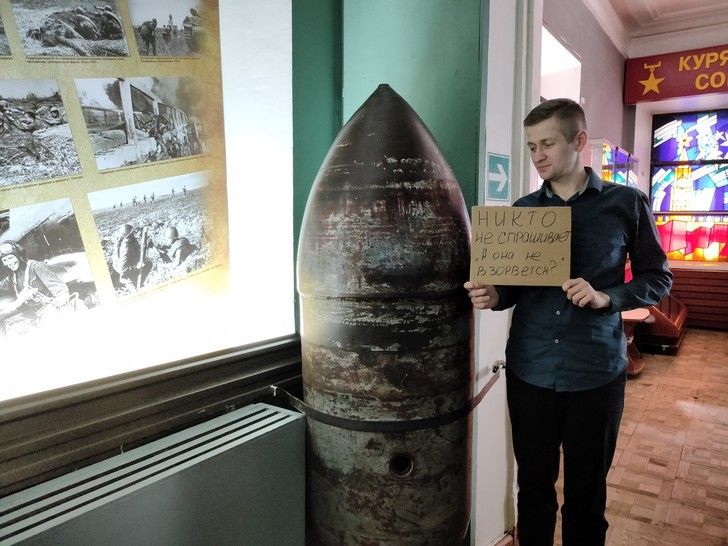 Фото №12 - «Никто не целится в смотрителя из лука»: российские театры, музеи и библиотеки пытаются весело скучать по посетителям (фото)