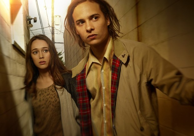 Постер к сериалу «Бойся ходячих мертвецов»