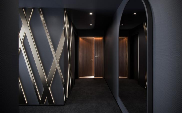 Фото №5 - Апартаменты по дизайну Дэвида Аджайе и Aston Martin