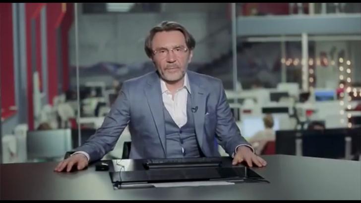 Фото №1 - Шнуров записал видеообращение о своем назначении генпродюсером телеканала RTVI
