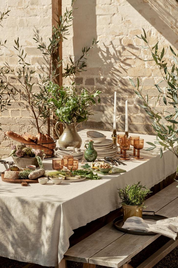 Фото №1 - Украшаем стол: 10 ключевых предметов для летней сервировки