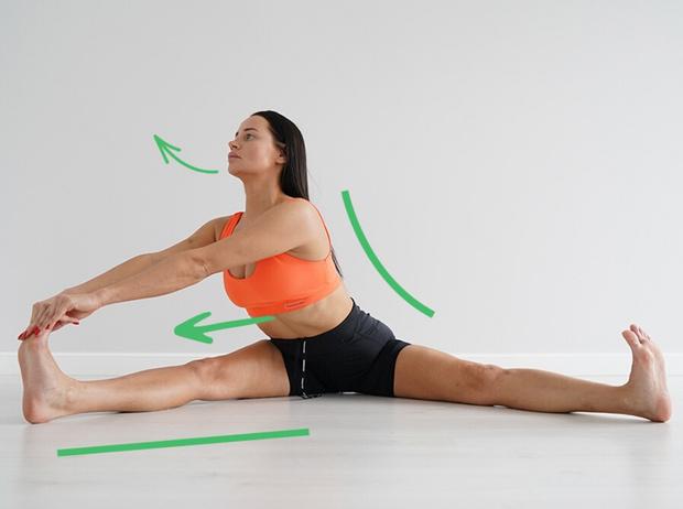 Фото №5 - Тренировка гимнастов: 5 простых упражнений для гибкости