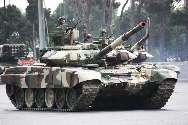 Фото №2 - У каких стран на вооружении стоят русские и советские танки