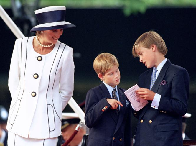 Фото №3 - Как Уильям узнал о своем статусе будущего короля