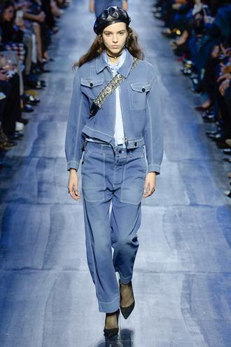 Фото №10 - Небесные силы: коллекция Dior FW 2017/18