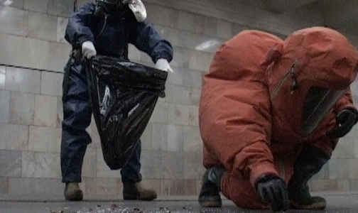 Фото №1 - В петербургском метрополитене обнаружен разлив ртути