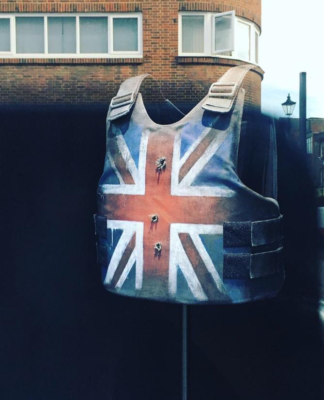 Фото №2 - В Лондоне открылась лавка с товарами, возможно принадлежащая Бэнкси