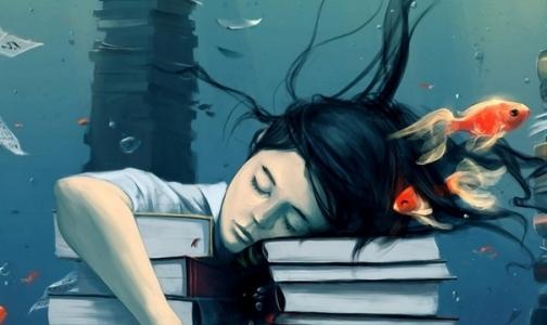 Фото №1 - Спать больше 8 часов вредно для ума