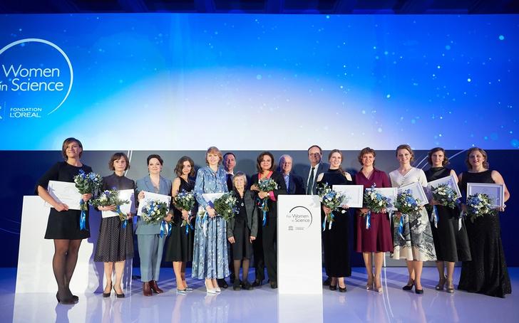 Фото №2 - В Москве состоялась 13-я церемония вручения национальных стипендий «Для женщин в науке»