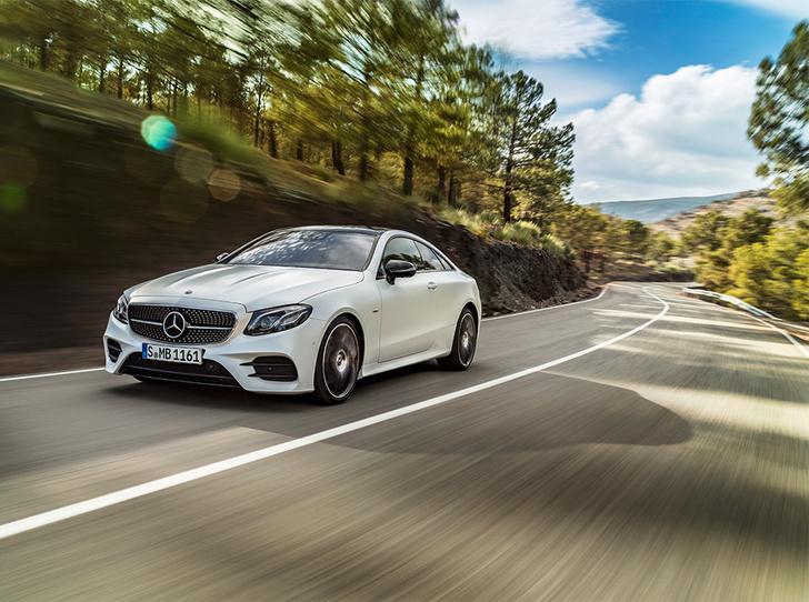 Фото №1 - Бизнес-класс теперь и в купе: Mercedes-Benz представил новый спорткар