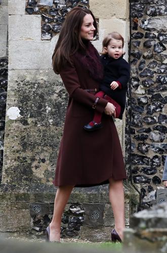 Фото №2 - Принцесса Шарлотта и принц Джордж снова в центре внимания
