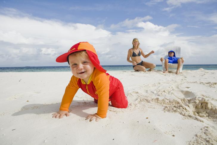 Фото №2 - В отпуск с ребенком: Комаровский дает советы