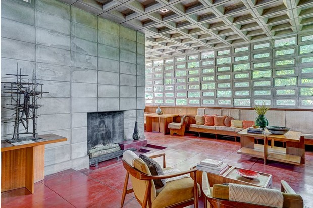 Фото №2 - Kalil House: самый неизвестный дом Фрэнка Ллойда Райта