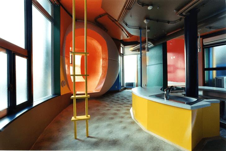 Фото №9 - Яркий жилой комплекс в Токио