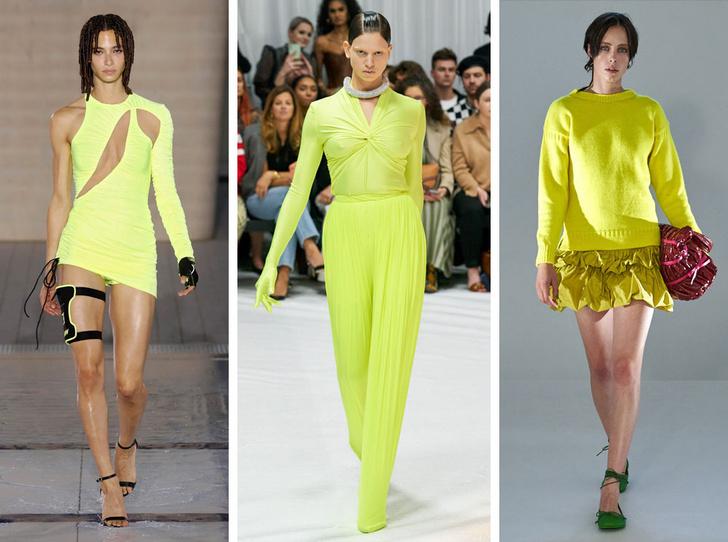 Фото №3 - Тренды весны и лета 2022 с Недели моды в Лондоне
