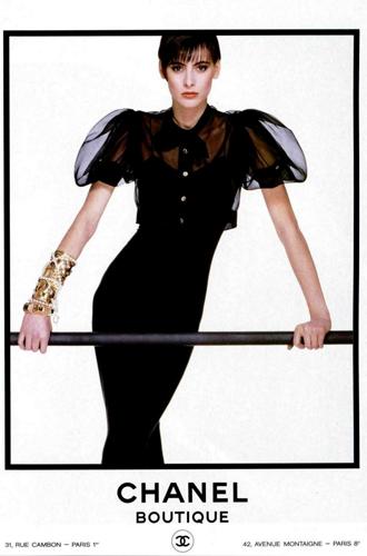 Фото №4 - Амбассадоры Карла: самые яркие посланницы Chanel