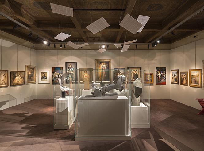 Фото №7 - A Palace and the City: выставка в музее Salvatore Ferragamo