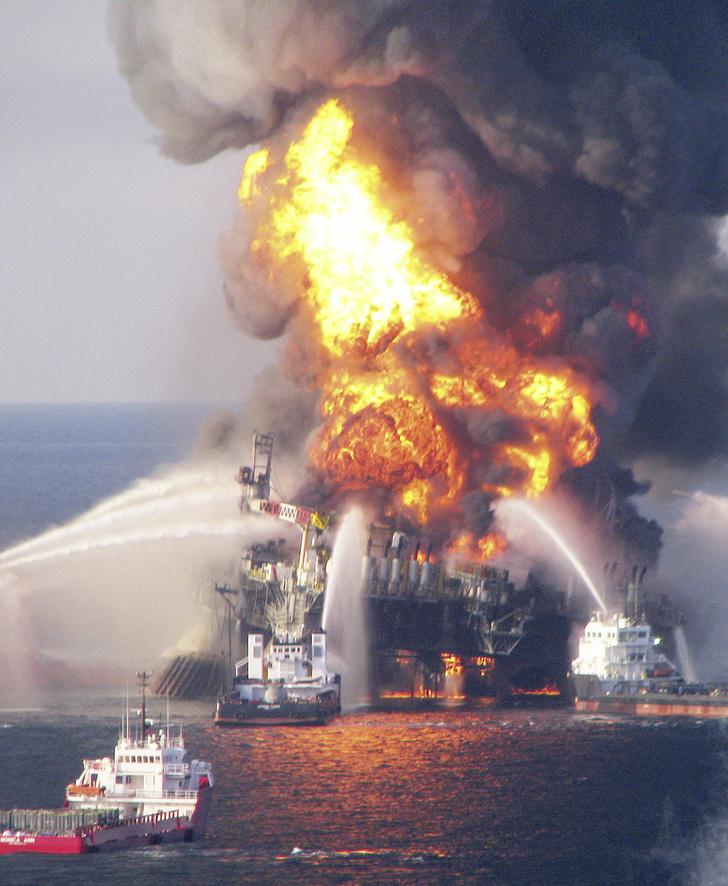 Фото №1 - Ого-гонь XXI века: еще 5 великих пожаров наших дней