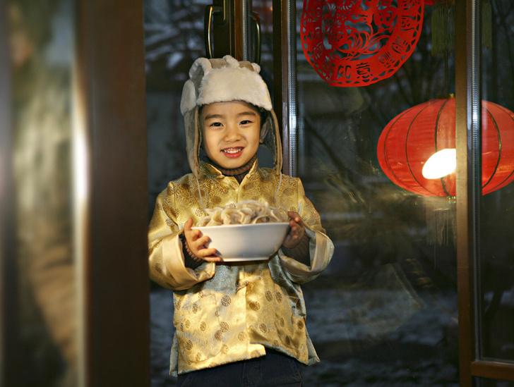 Фото №2 - Традиции: Дунчжи — праздник зимнего солнцестояния в Китае