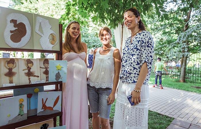 Фото №1 - Летний фестиваль для мам «Это моя практика»