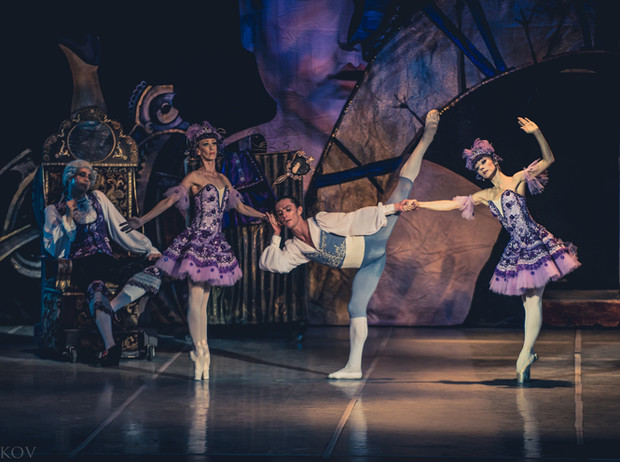 Фото №3 - Николай Чевычелов: «В балете порой нужно перешагивать даже через самих себя»